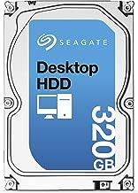 Seagate 320GB HDD SATA 6Gb/s 64MB Cache 3.5-Inch Internal Bare Drive (ST320DM000)