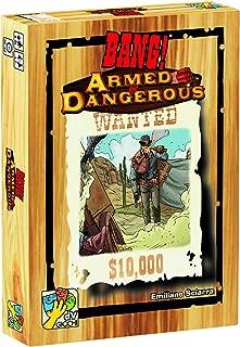 DA VINCI Bang! Armed & Dangerous Board Games