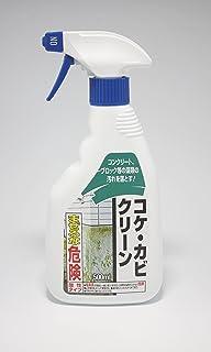即効洗浄!藻・コケ・カビに! 日本製 コケ・カビクリーン 500ml