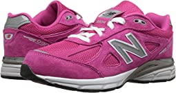 New Balance Kids - 990v4 (Big Kid)