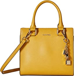 Logan Mercury Leather Crossbody