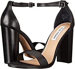 aef7f3e871ce Steve Madden. Carrson Heeled Sandal.  89.95. 4Rated 4 stars. Black Leather