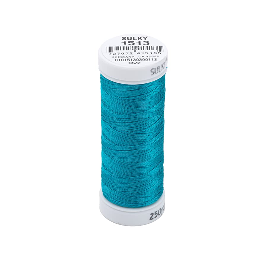Sulky Rayon Thread for Sewing, 250-Yard, Wild Peacock