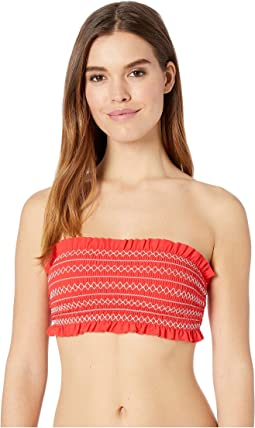 Costa Bandeau Top