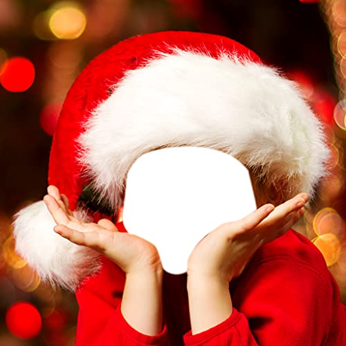 Weihnachtsfoto-Montage