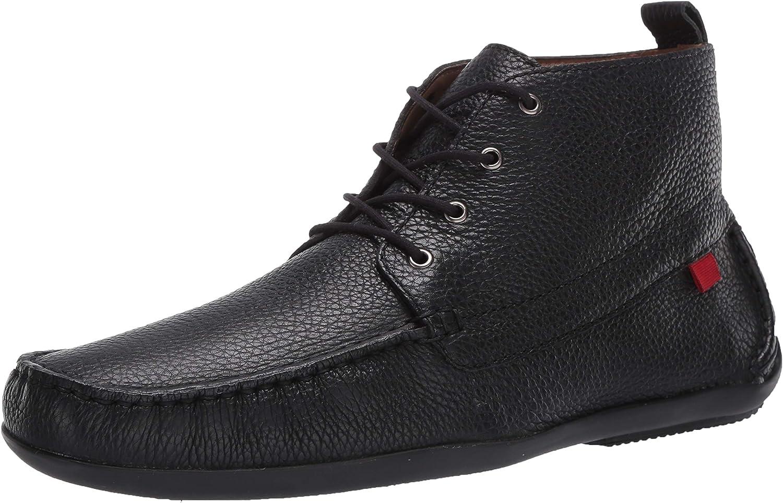 Marc 新作入荷 Joseph New York Men's Leather Luxury Bo 返品送料無料 Style Ankle Driving