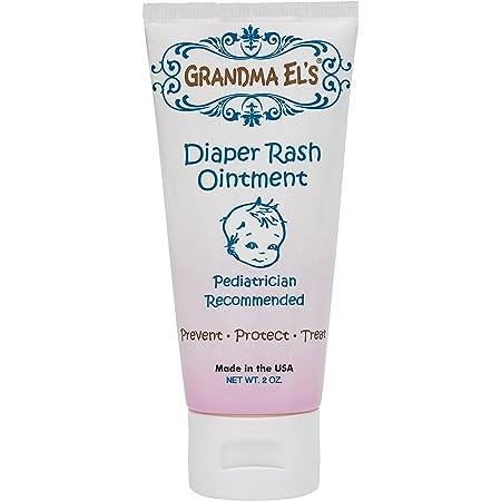 Grandma El's Diaper Rash Ointment, 2 Ounce Tube
