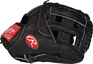 RAWLINGS Heart of The Hide Corey Seager Gameday Model Baseball Glove, Black, 11.5 inch, Pro H Web, Right Hand Throw