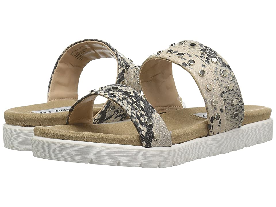 Steve Madden Sleek (Natural Snake) Women