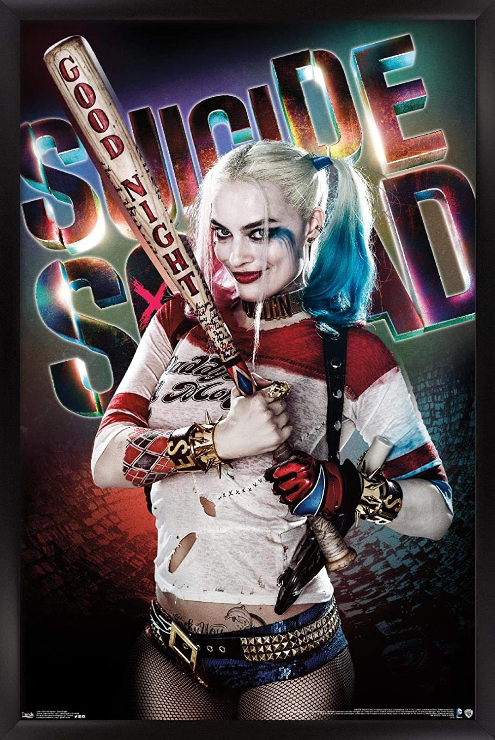 Trends International DC Comics Movie Good Al sold out. Nigh Classic Squad - Suicide