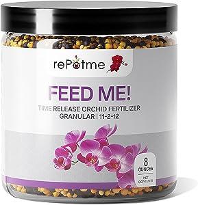 Feed ME! Time Release Fertilizer - 8 Oz