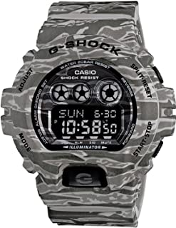 Casio Men's GDX6900CM-8 G-Shock Camouflage Watch