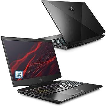 HP ノートパソコン ゲーミングPC OMEN by HP 15-dh0000 15.6インチ フルHD非光沢 IPSディスプレイ 144Hz Core i5 16GB 256GB SSD+1TB ハードドライブ Windows10 Pro NVIDIA® GeForce® GTX 1660 Ti グラフィックス WPS Office付き(型番:7LG91PA-AAAC)