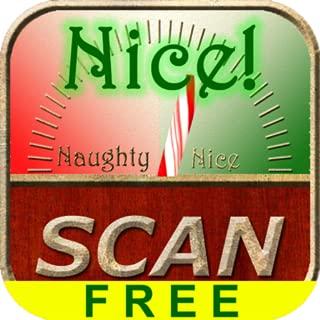 Santa's Free Naughty or Nice Scan-O-Matic