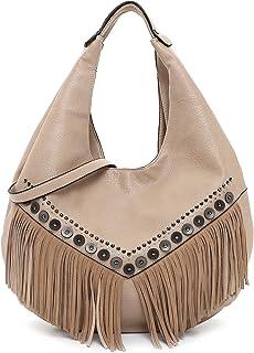 SURI FREY Shopper Abbey 12972 Damen Handtaschen Mustermix sand 420 One Size