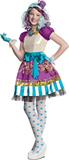 Ever After High Deluxe Madeline Hatter Costume, Child's Small