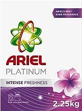 Ariel Platinum Automatic Intense Freshness Laundry Powder Detergent, 2.25 kg