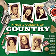 Kings & Queens Of Country / Various