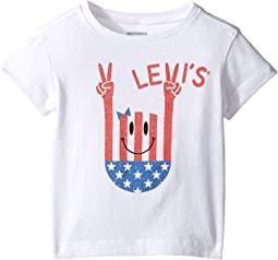 Short Sleeve Hi-Low Tee (Toddler)