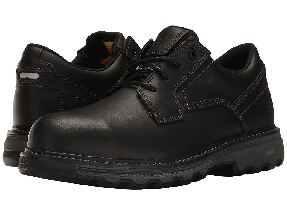 Caterpillar Tyndall ESD Steel Toe (Black/Black) Men
