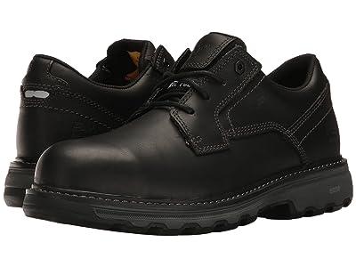 Caterpillar Tyndall ESD Steel Toe (Black/Black) Men