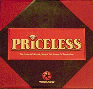 Priceless: The Game of Wealth, Risk, and the Power of Persuasion