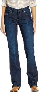 Wrangler Women's Ultimate Riding Jeans Q Baby - gray - 13 32