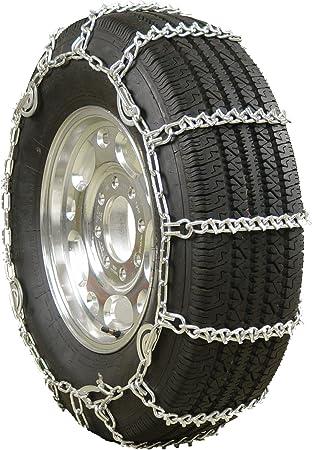 Glacier Chains H2814SC Light Truck V-Bar Twist Link Tire Chain: image