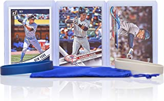 Aaron Judge Cards (3) with 1 Rookie Card - Assorted New York Yankees Baseball Card Bundle, Collectible Trading Cards