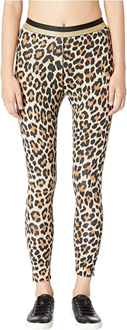 Dashing Beauty Leopard Leggings