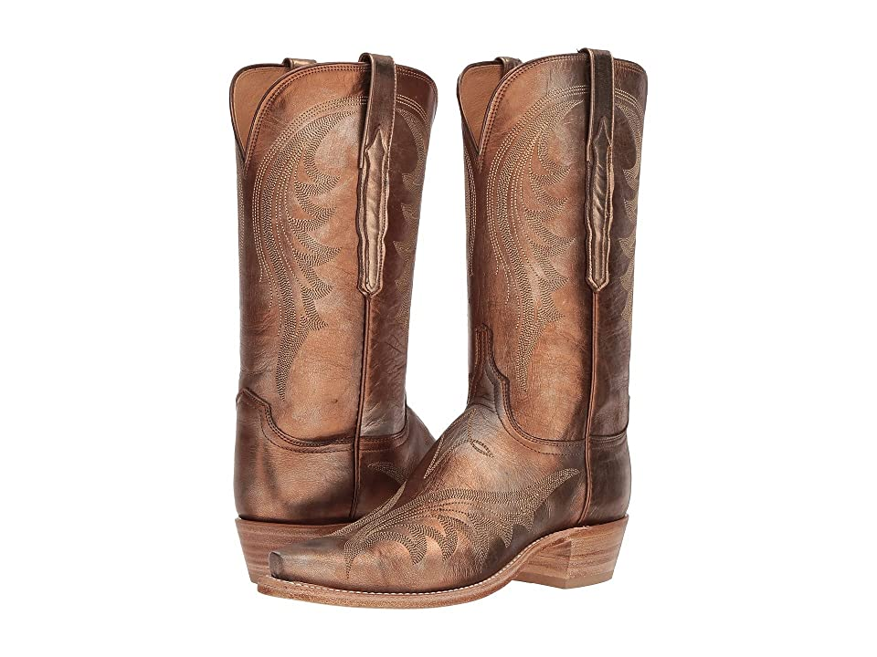 Lucchese Lily (Antique Bronze) Cowboy Boots