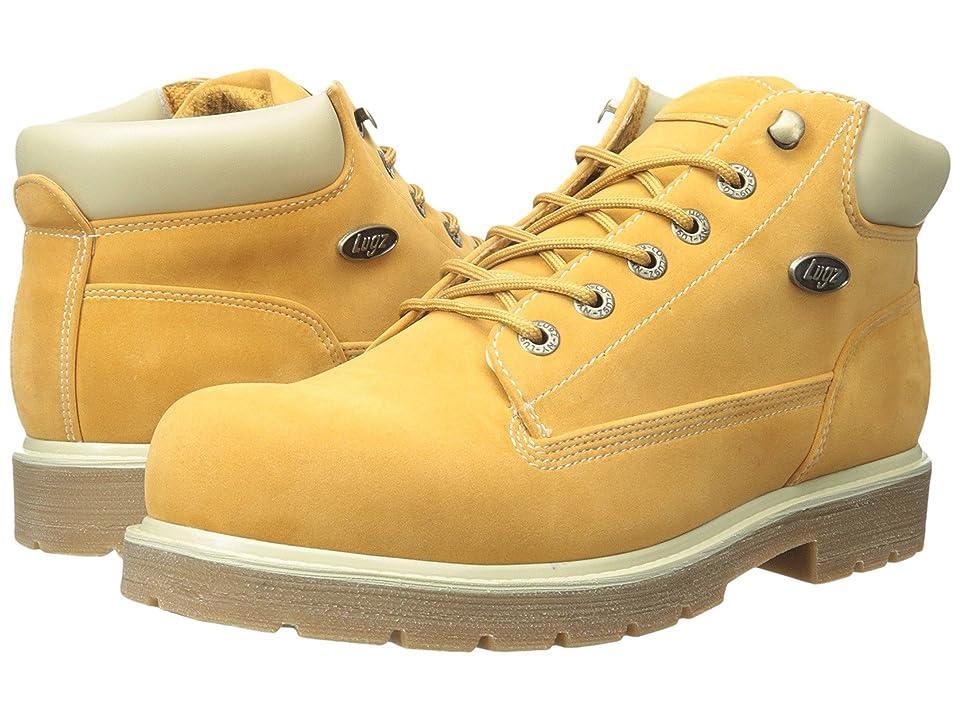 Lugz Drifter LX (Golden Wheat/Cream/Gum) Men