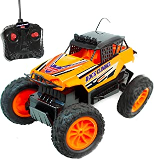 Kidzlane Rock Climber Remote Control Car for Boys and Girls – 27 MHz Offroad RC Truck