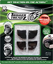 Snakebyte Trigger Treadz - Original 4-Pack for (Xbox One) - Anti Slip Trigger Rubbers - Finger Grips - Xbox One Controller Accessories
