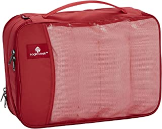 Eagle Creek Pack-It Clean/Dirty Split Cube Packing Organizer, Red Fire