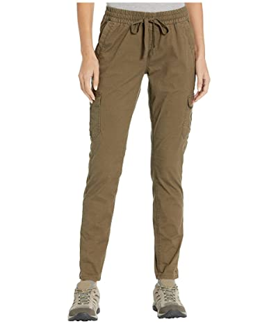 Prana Crestwood Pants (Slate Green) Women