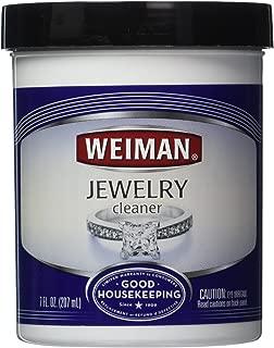 Weiman Jewelry Cleaner - 7 oz - 2 pk