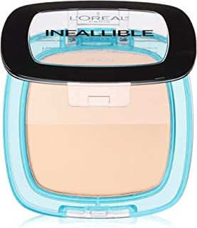 L'Oréal Paris Infallible Pro Glow Pressed Powder, Classic Ivory, 0.31 Ounce