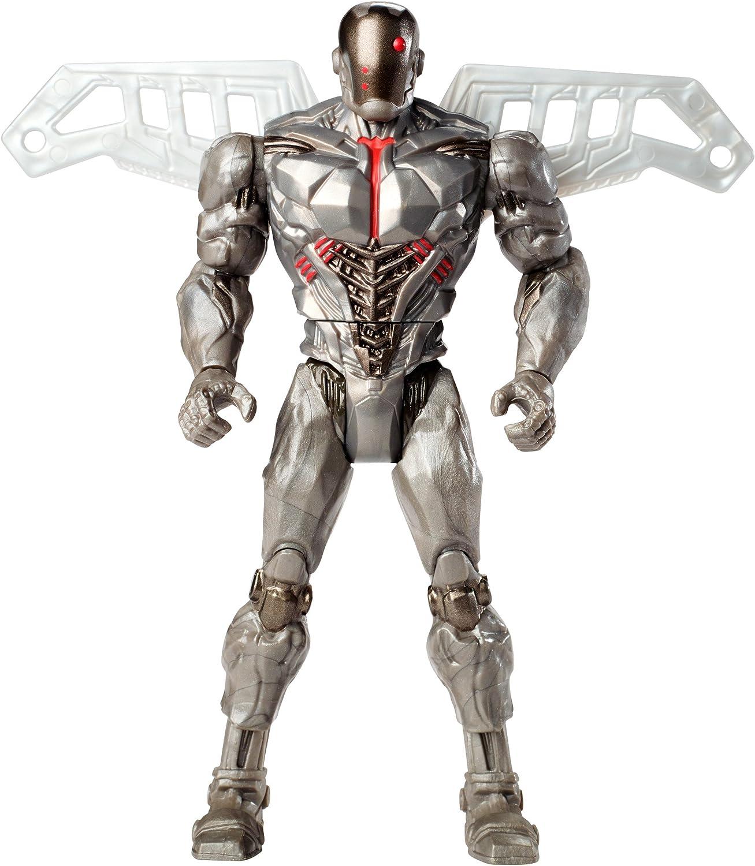 DC Justice League Techno-Shield Cyborg 6  Figure