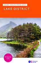 Lake District Short Walks Made Easy Guide   Ordnance Survey   10 easy going walks   National Park   Nature   History   Wil...