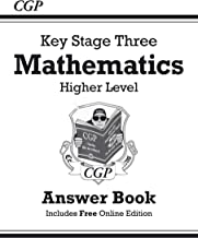 Ks3 Maths Study Guide (With Online Edition) - Higher: Levels