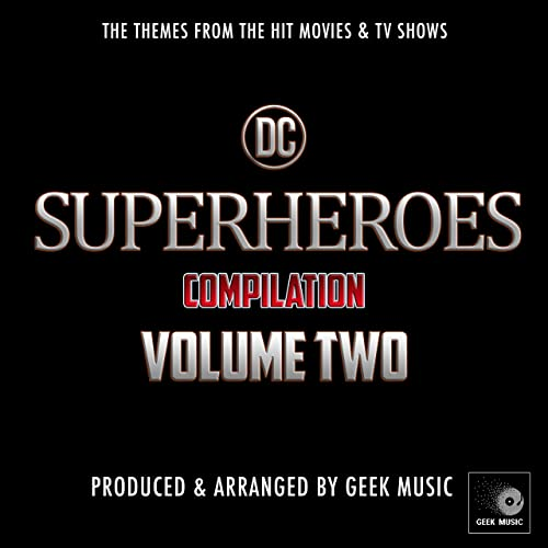 Legends Of Tomorrow Main Theme By Geek Music On Amazon Music Amazon Com