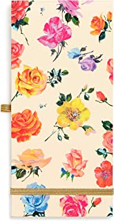 ban.do Little Buddy Reporter Pad with 80 Rainbow Lined Pages, Coming Up Roses