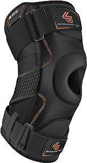 Shock Doctor 872 Brace زانو ، پشتیبانی از زانو در برابر پایداری ، آسیب های ACL / PCL ، پشتیبانی از پاتلا ، جلوگیری از افت فشار خون ، آسیب های منیسکوس ، اسپری های لیگامان برای آقایان و خانم ها ، فروخته شده به عنوان واحدی واحد (1)