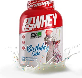 Pro Supps Whey Birthday Cake, Red, 5 Pound
