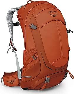 Osprey Packs Stratos 34 Men's Hiking Backpack