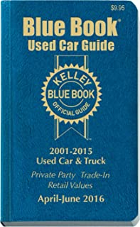 Kelley Blue Book Consumer Guide Used Card Edition: Consumer Edition (Official Kelley Blue Book Used Car Guide Consumer Edition)