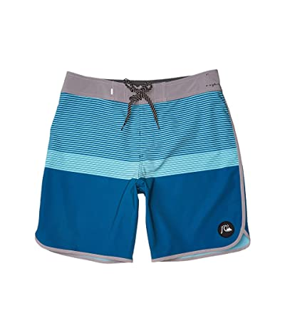 Quiksilver Highline Tijuana 19 Boardshorts (Vallarta Blue) Men