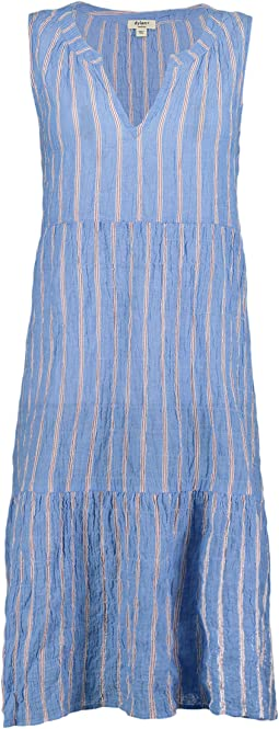 Clean & Crisp Classic Stripe Dress