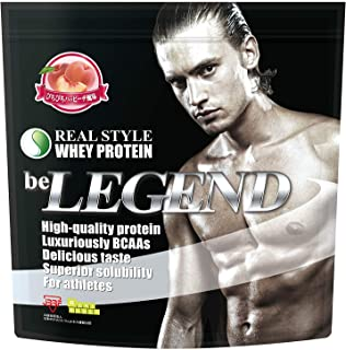 be LEGEND WheyProtein Powder 2.2 lbs (Peach)